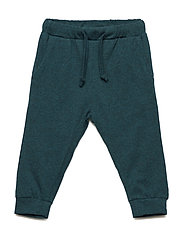 Pants - DARK GREEN