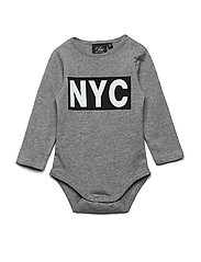 Body NYC - GREY MELANGE