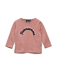 T-shirt long sleeve - DUSTY ROSE