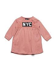 Dress NYC - DUSTY ROSE