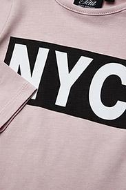 Petit by Sofie Schnoor - Body long sleeve NYC - langærmede - powder - 2