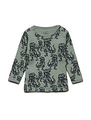 T-shirt long sleeve - DINO PRINT