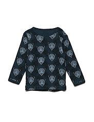 T-shirt long sleeve - SAFARI PRINT