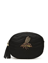 Bumbag2 embroidery - BLACK
