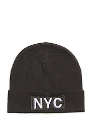 NYC Hat - BLACK
