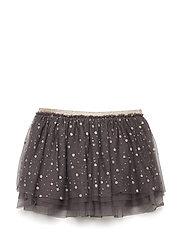 Skirt - DARK PURPLE