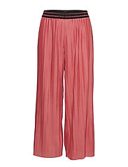 Pants - CHERRY RED