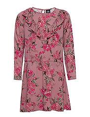 Dress - AOP PEARLFLOWER