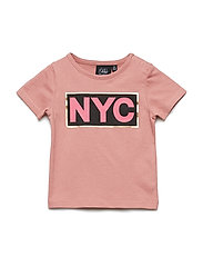 T-shirt NYC - DUSTY ROSE