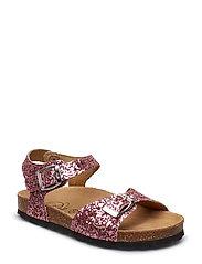 Sandal glitter - ROSE