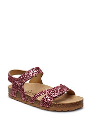 sandal glitter - PINK