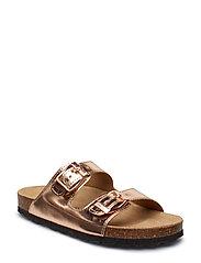 Sandal shiny - ROSE GOLD