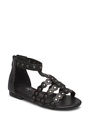 Sandal studs - BLACK