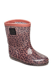 Rubber boot baby girl - LEOPARD