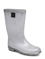 Rubber boot - SILVER