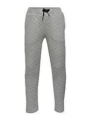 Pants - GREY MEL