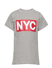 T-shirt - GREY MEL
