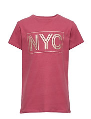 T-shirt - EARTH RED