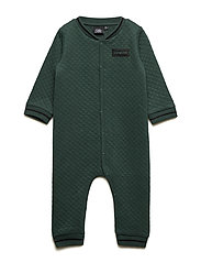 Jumpsuit NYC - DARK GREEN