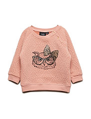 Sweatshirt - DUSTY ROSE