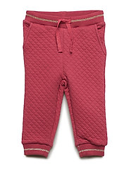 Pants - EARTH RED