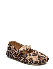 Indoor Shoe - LEOPARD