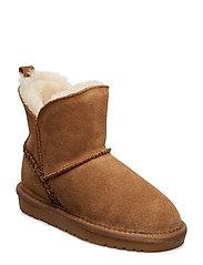 Boot - TAN