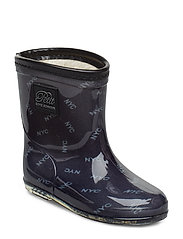 Rubberboot - AOP SCHNOOR