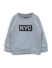 Sweat NYC - LIGHT BLUE MELANGE