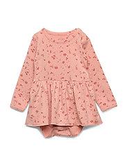 Body dress - LIGHT ROSE