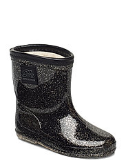 Rubber boot - BLACK GOLD