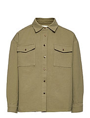 Blouse - ARMY GREEN