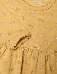 Petit by Sofie Schnoor - Dress - kleider - yellow - 2