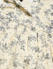 Petit by Sofie Schnoor - Dress - kleider - white flower - 3