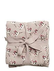 Baby Cloth - CRANE PRINT