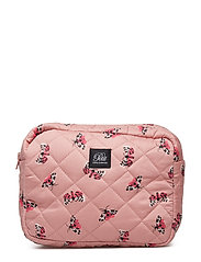 Toilet bag quilted - BUTTERFLY
