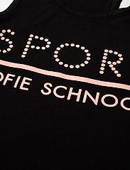 Petit by Sofie Schnoor - Top - sleeveless tops - black - 2