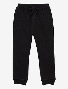 Pants - jogginghosen - black
