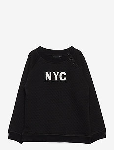 Sweat NYC - sweatshirts & hættetrøjer - black