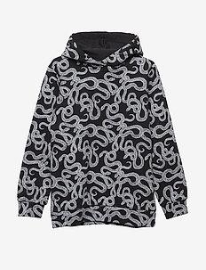 Sweat hoodie - hoodies - black