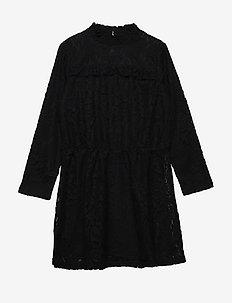 Dress - kjoler - black
