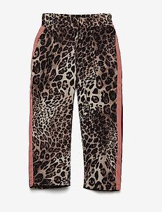 Pants - trousers - leopard