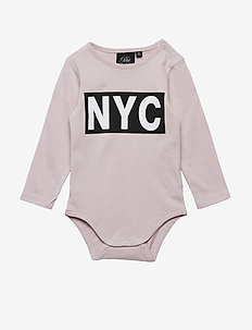 Body long sleeve NYC - POWDER