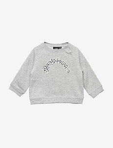 Sweat - sweatshirts - grey