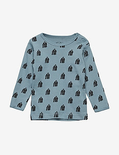 T-shirt long sleeve - langærmede t-shirts - monkey print