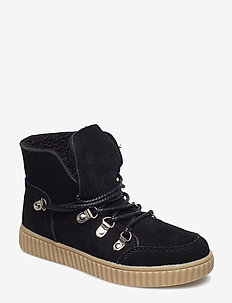 Boot sneak - vinterstövlar - black