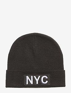 NYC Hat - BLACK