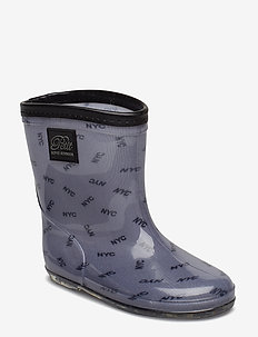 Rubber boot baby boy - ALL OVER PRINT NYC