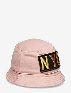 Bucket Hat - BURNED CORAL