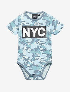 Body SS NYC - MIDDLE BLUE